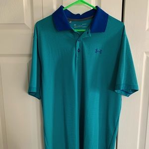 Men's Under Armour Polo - Size Large